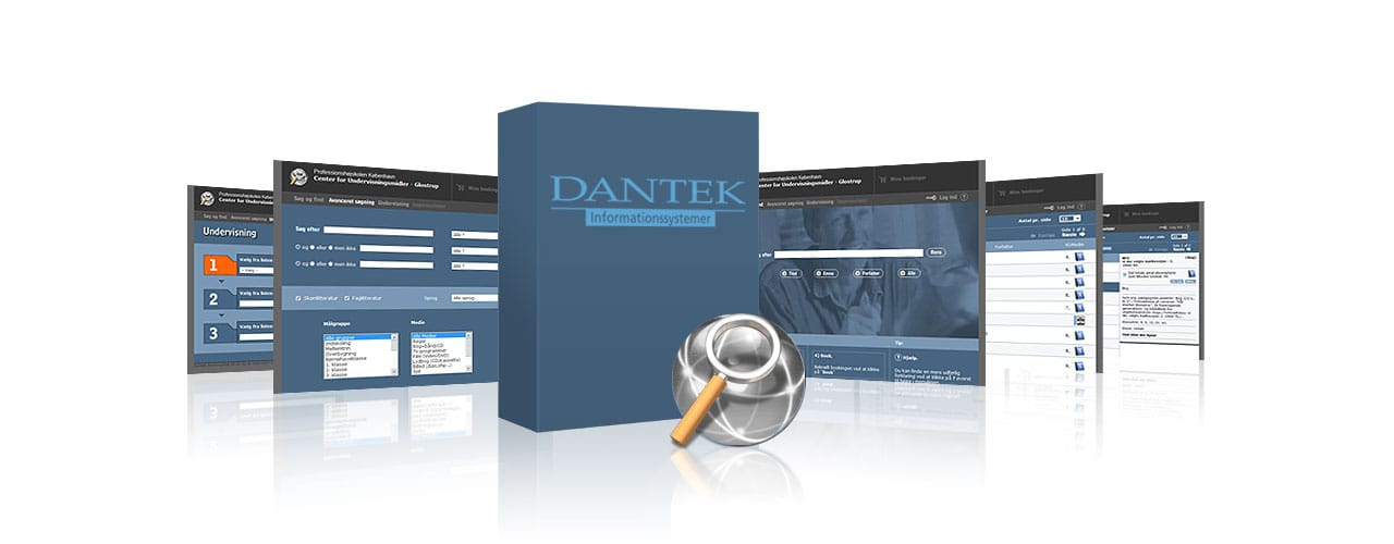 Dantek_Booking