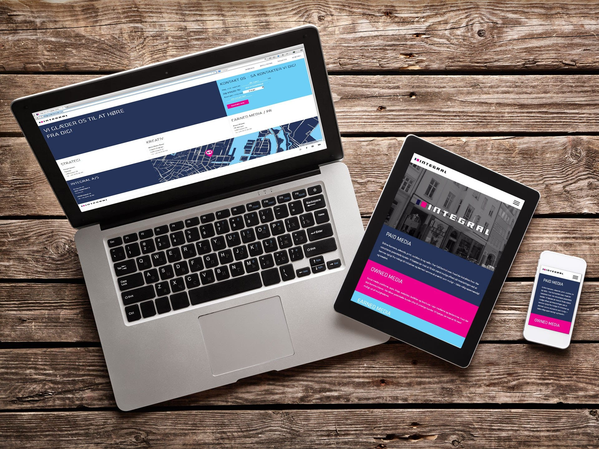 BLACKBOOK - Brugeroplevelse på tværs af de digitale platforme